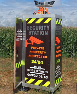 Security Station - Buyse Technics